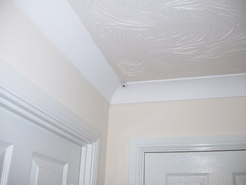 Image showing the cam attached to the ceiling